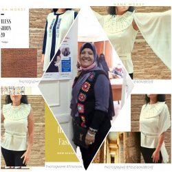 نانا مرسي : أزياء مستوحاة من التراث المصري لإطلالة عصرية حديثة