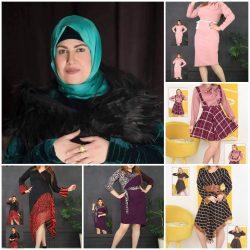 صوفيا إبراهيم: إطلالات جديدة للأزياء  بموضة ربيع 2021