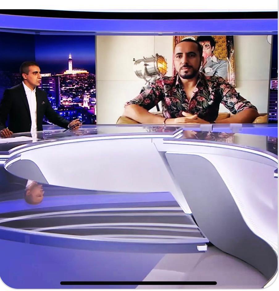 جمال عنتر Jamal Antar يحصد النجاح بعد فيلمه الاخير