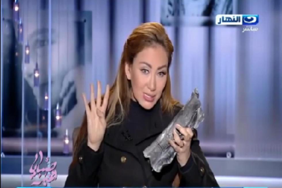 ريهام سعيد تعود من جديد