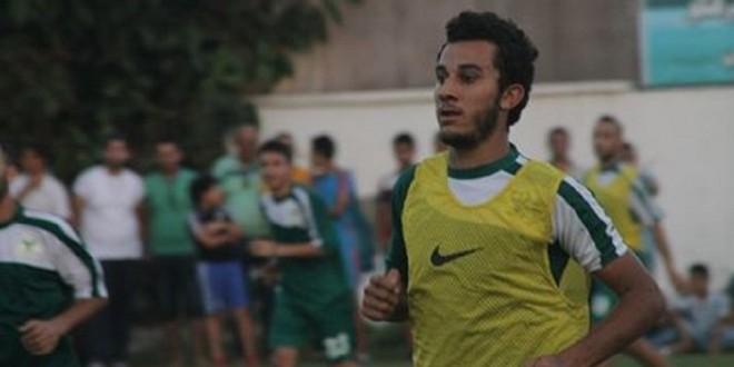 لاعب المصري يوقع سرًا للزمالك