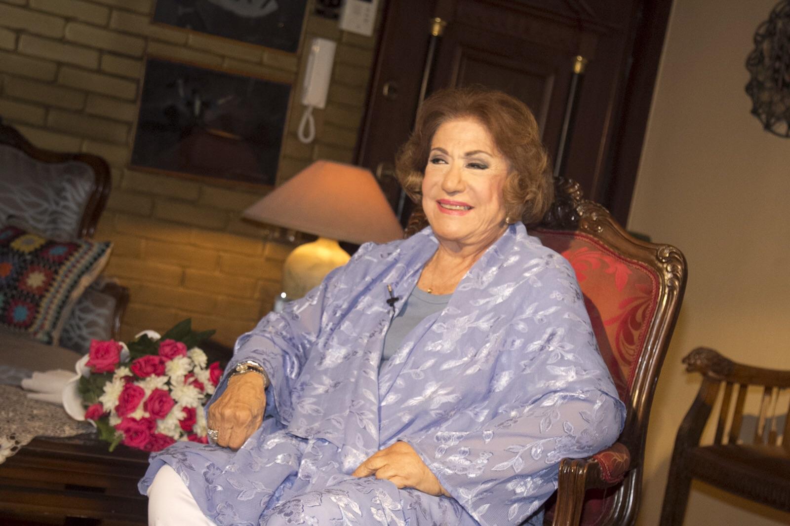 """حصرى """"  ل رصد الوطن """"  المركز الكاثوليكي المصري للسينما يكريم الكاتبة الصحفية ماجدة محمود"""