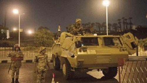 احباط محاولتين إرهابيتين فى شمال سيناء