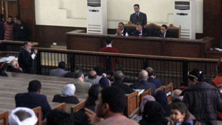 اليوم محاكمة 11 متهمين فى  قضية الشذوذ الجنسى
