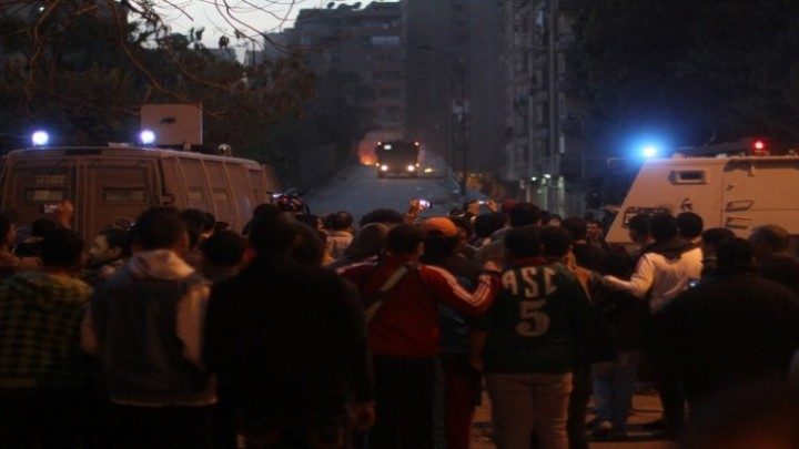 الأمن المصرى يسيطر على عصابة الشوارع بقليوب