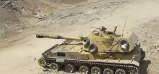 الجيش يصفي ويصيب 29 إرهابيًا في قصف مدفعي برفح